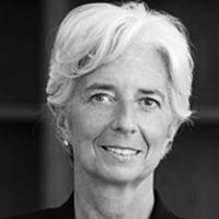 image of the article Christine Lagarde